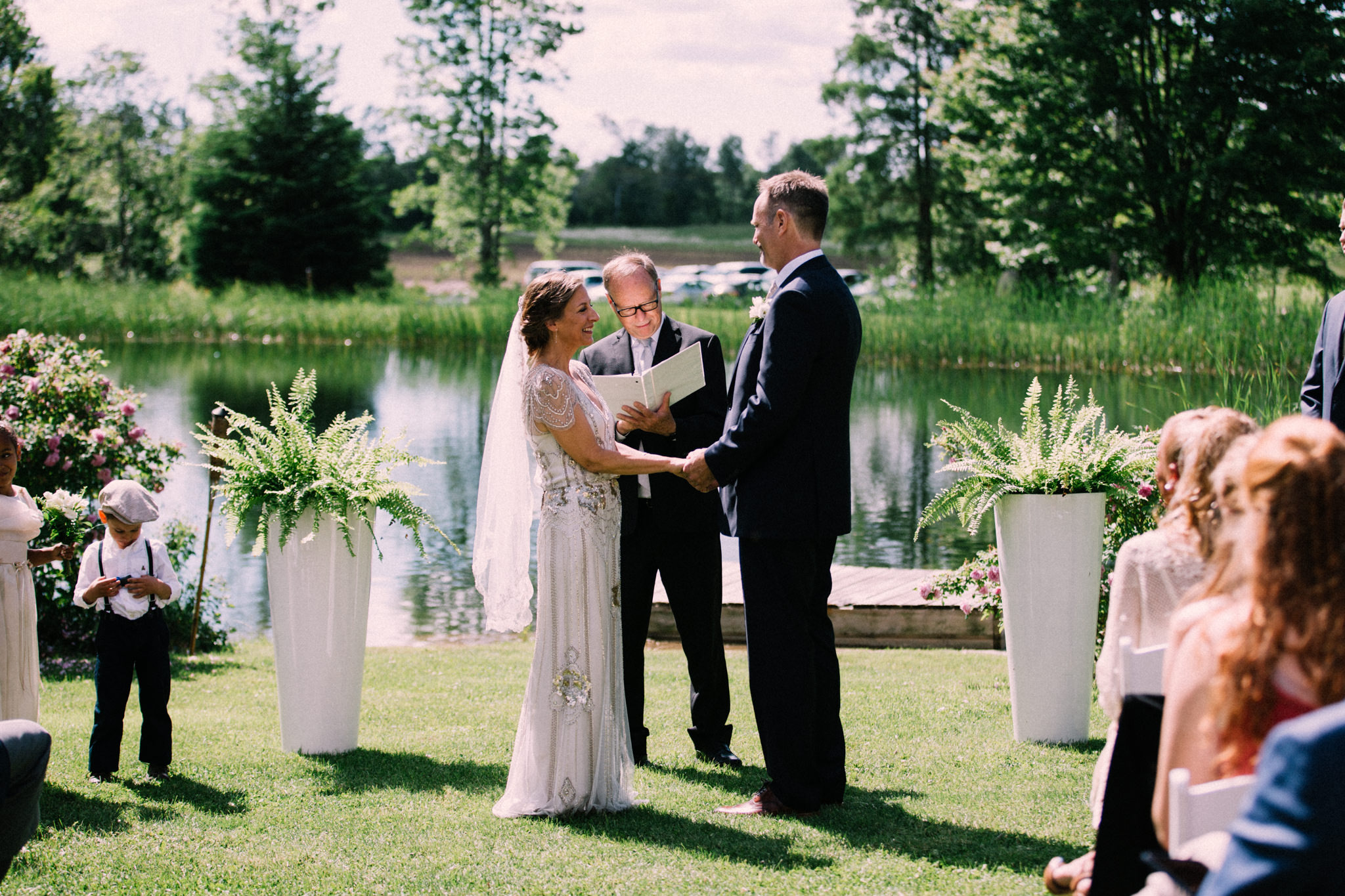 Orillia intimate summer wedding at Ficklewood Farm by Max Wong Photo (24)