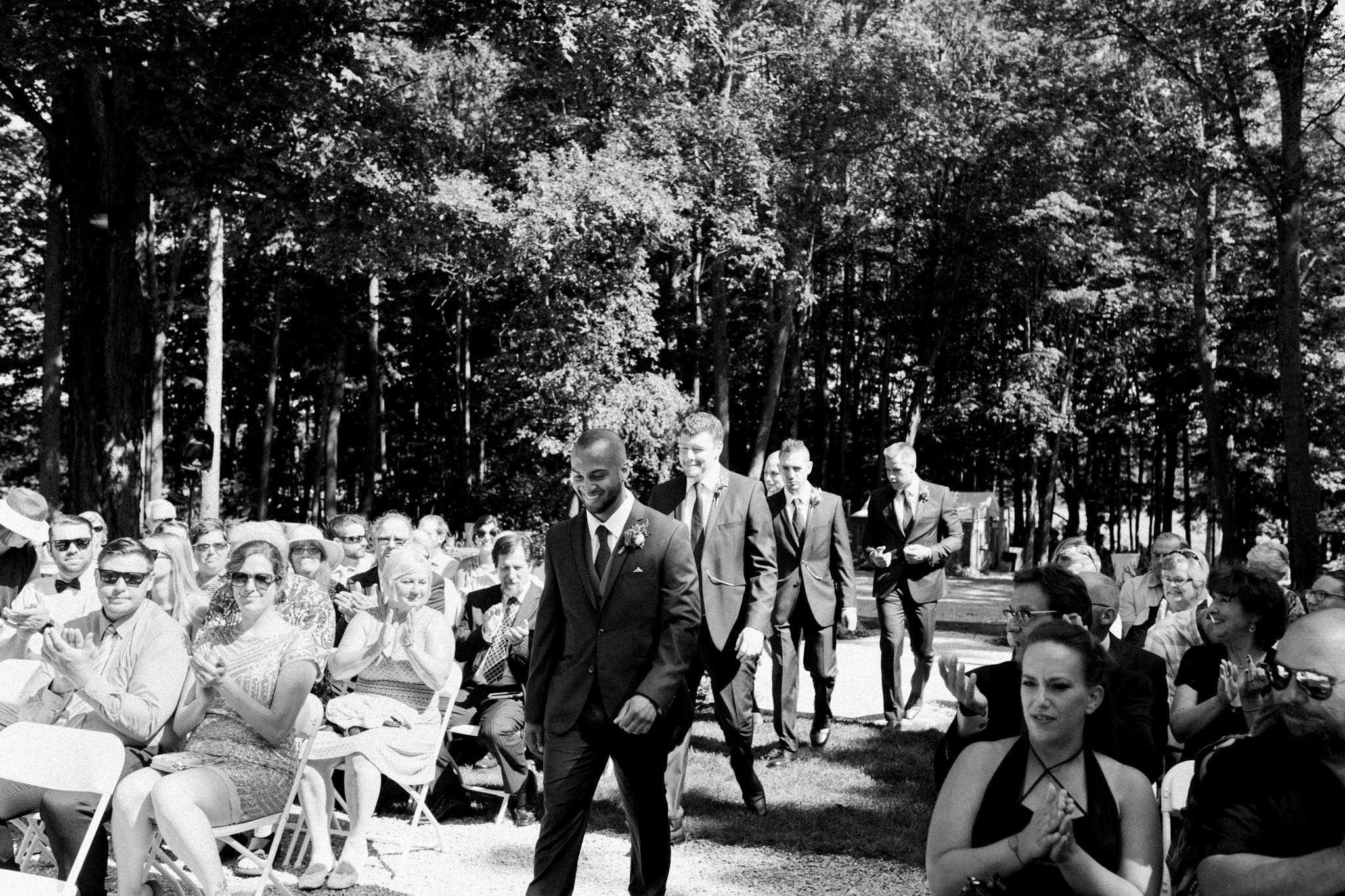 Orillia summer wedding at Northbrook Farms by Max Wong Photo (21)