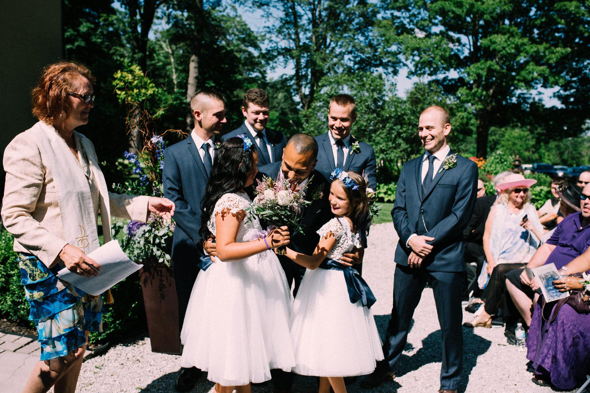 Orillia summer wedding at Northbrook Farms by Max Wong Photo (23)