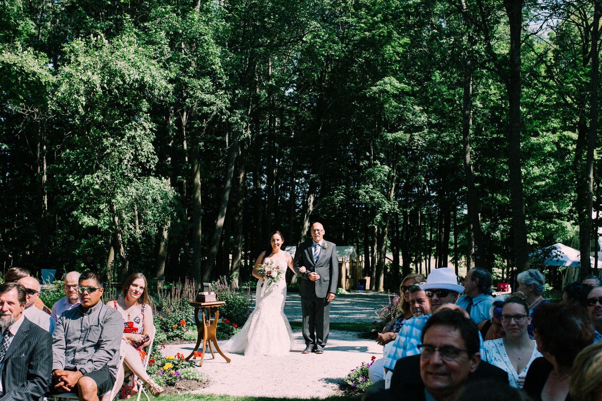 Orillia summer wedding at Northbrook Farms by Max Wong Photo (24)