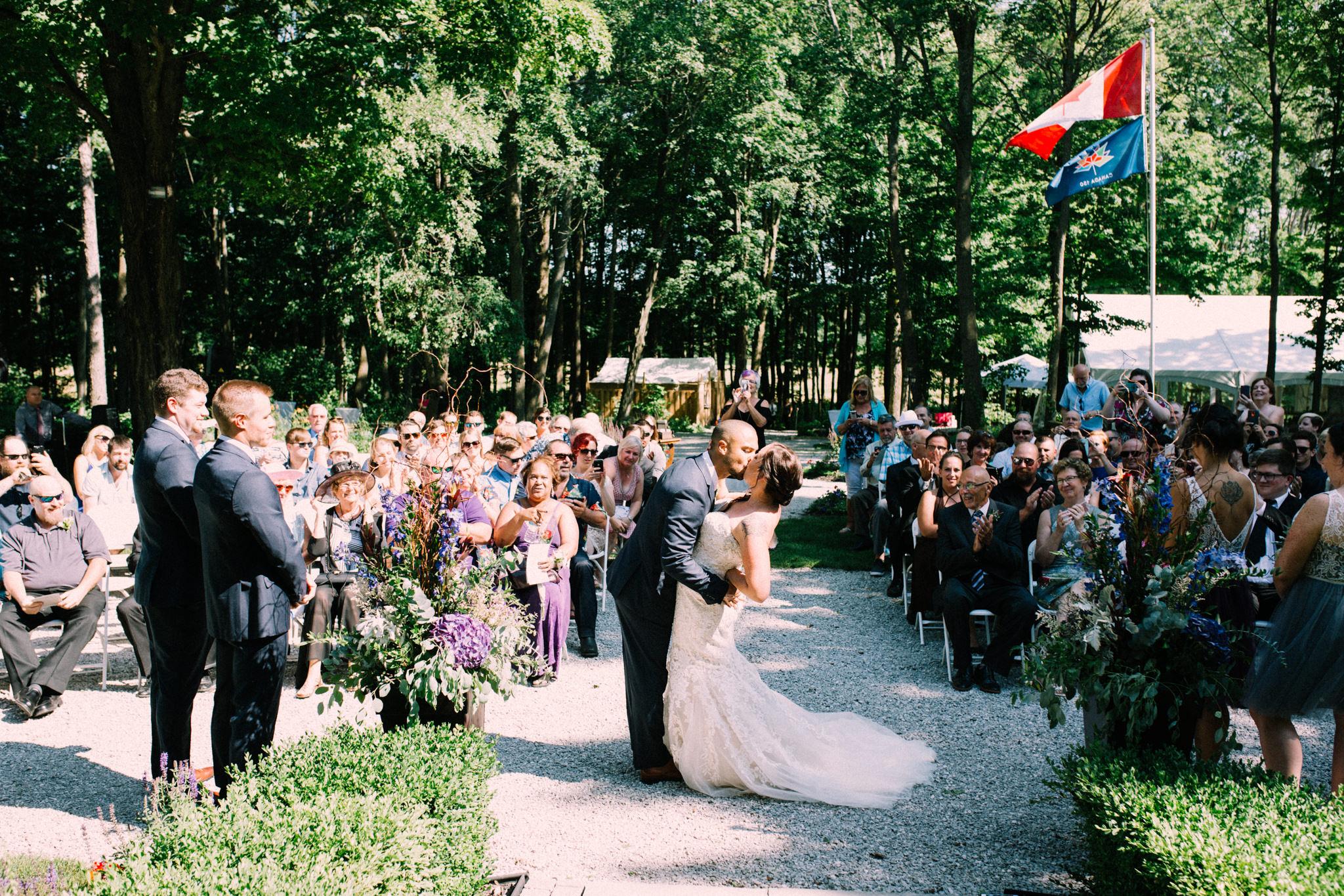 Orillia summer wedding at Northbrook Farms by Max Wong Photo (29)