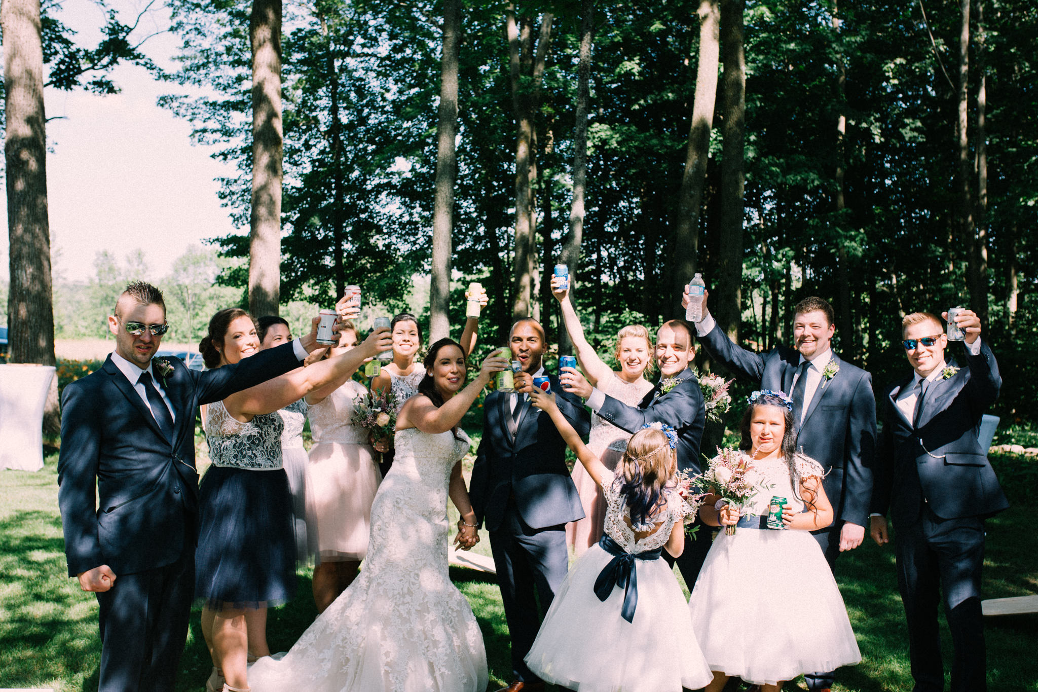 Orillia summer wedding at Northbrook Farms by Max Wong Photo (30)
