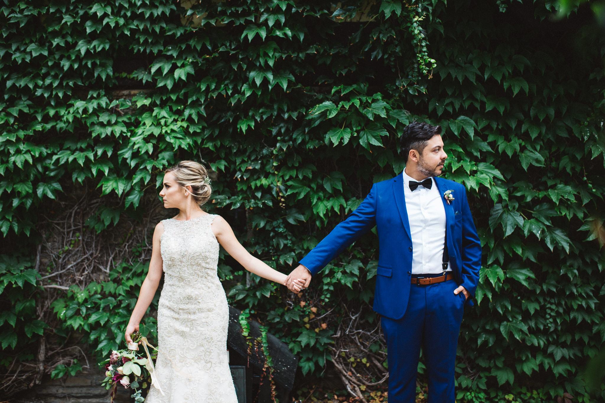 Toronto summer wedding at Old Mill Inn by Max Wong Photo (38)