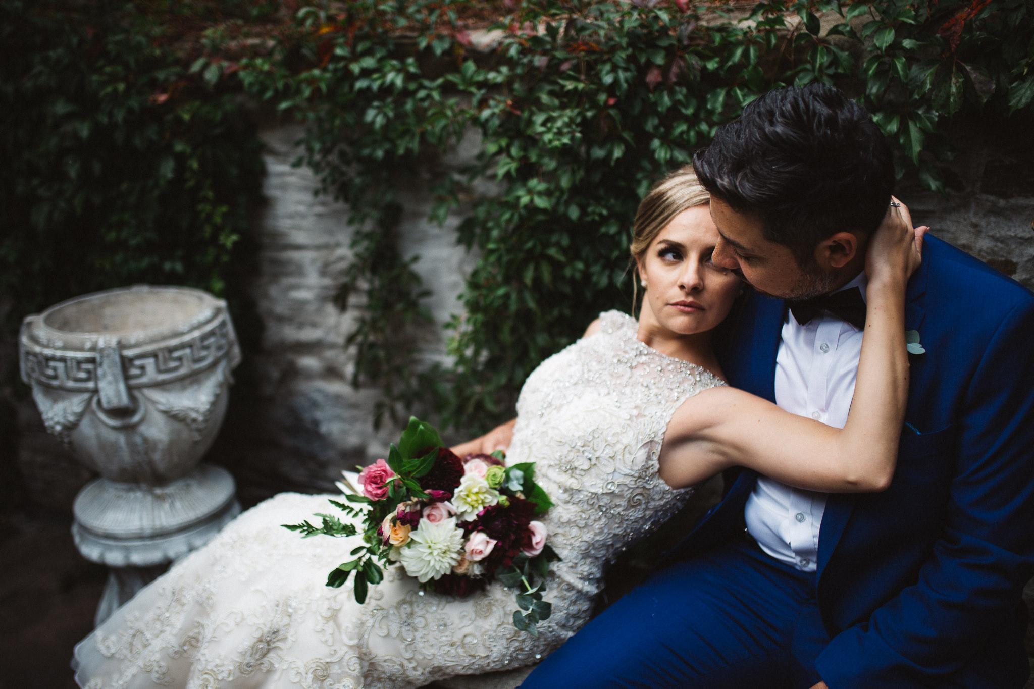 Toronto summer wedding at Old Mill Inn by Max Wong Photo (40)