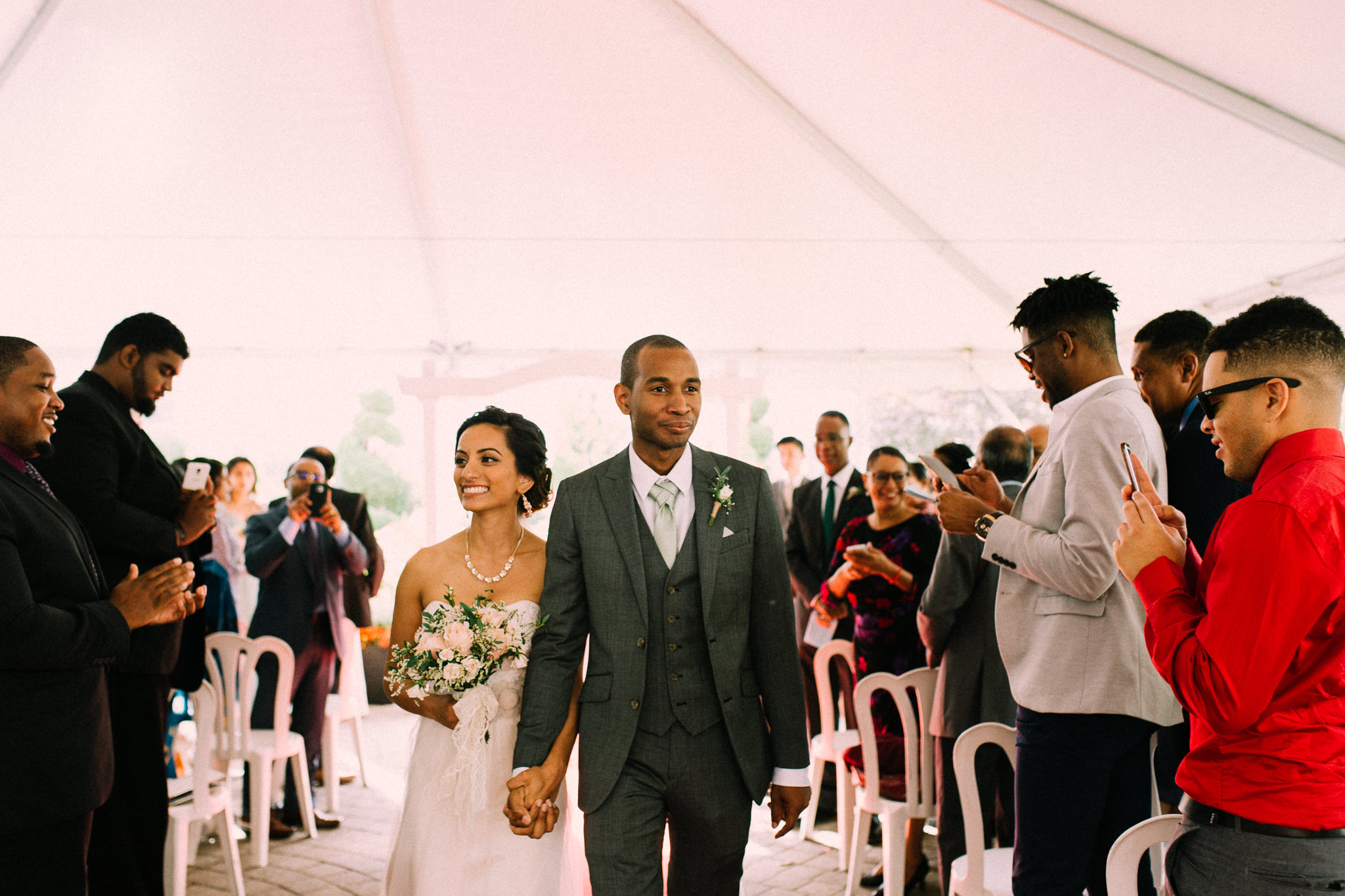 Burlington Fall wedding at Royal Botanical Gardens by Max Wong Photo (22)