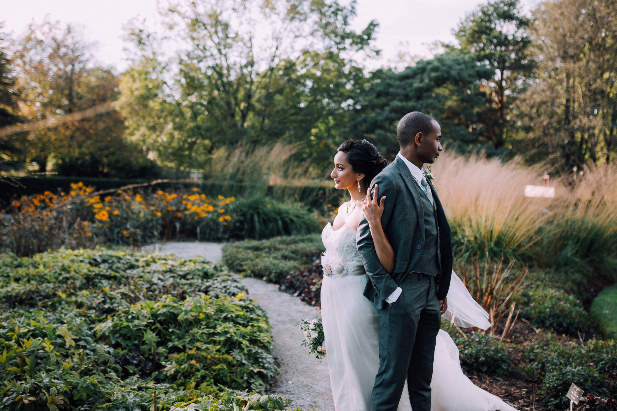 Burlington Fall wedding at Royal Botanical Gardens by Max Wong Photo (42)