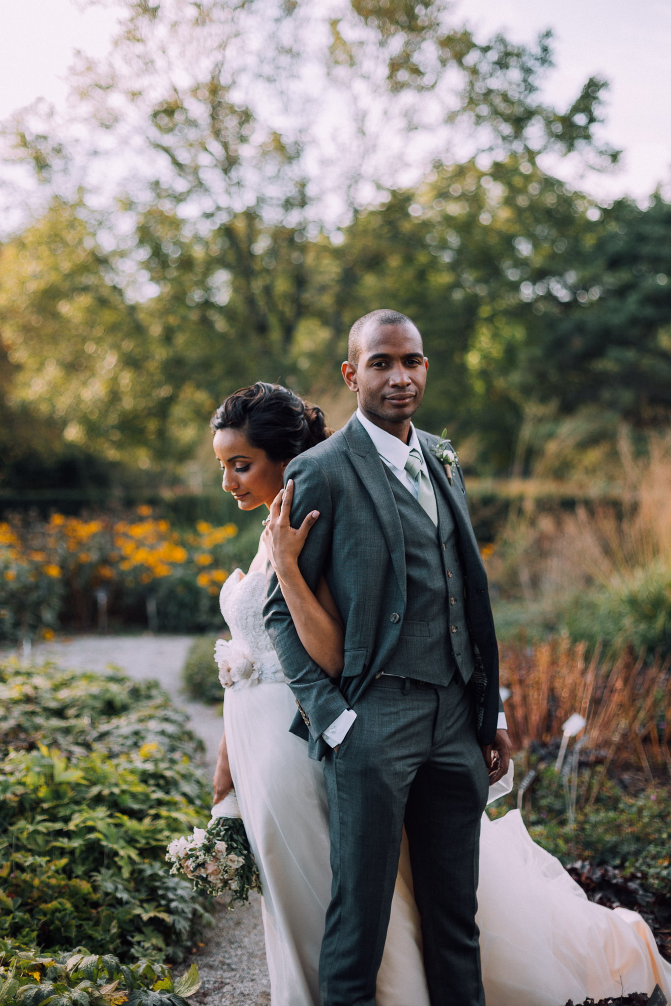 Burlington Fall wedding at Royal Botanical Gardens by Max Wong Photo (43)
