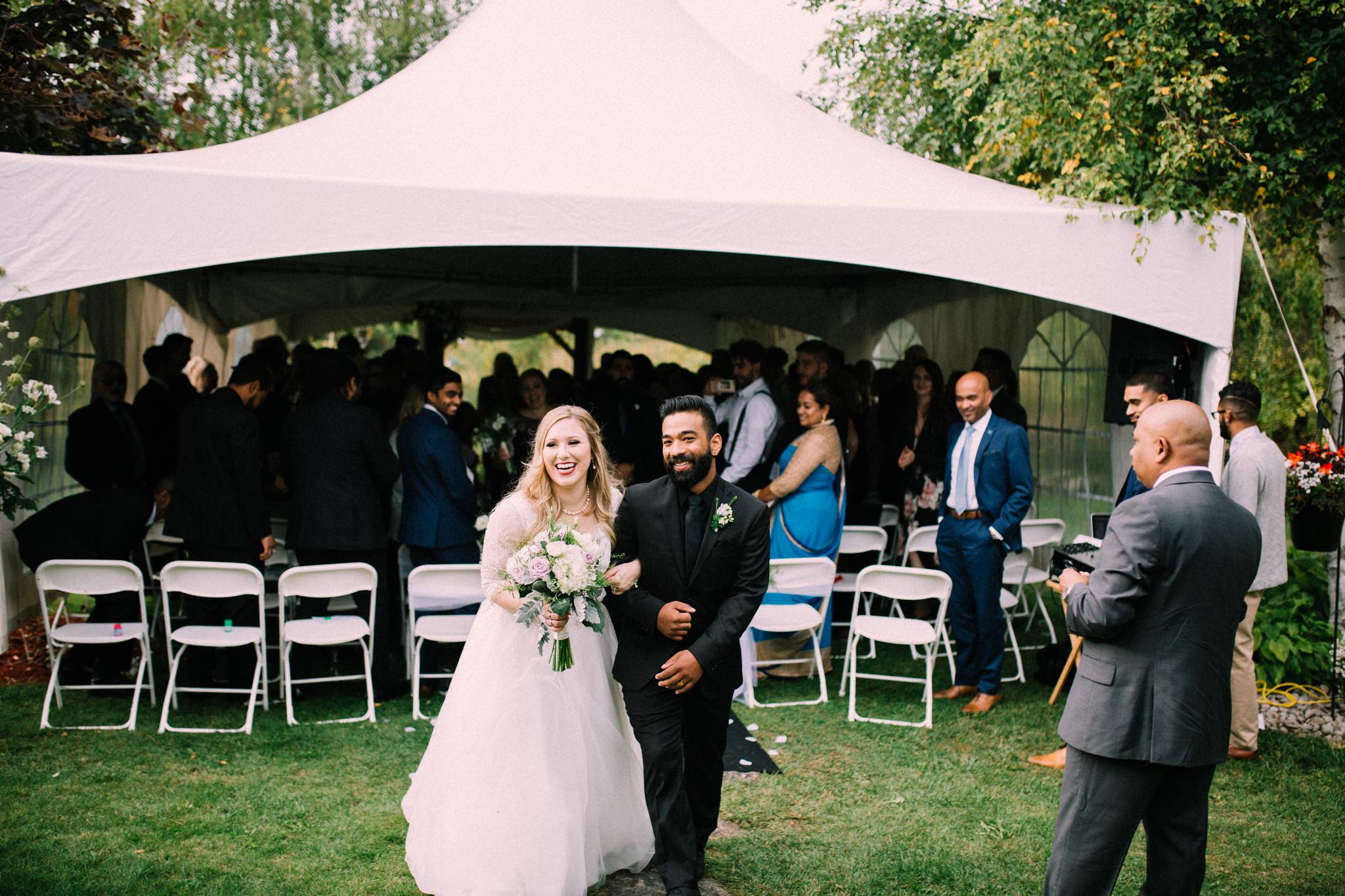 Backyard wedding in Brechin by Max Wong Photo (30)