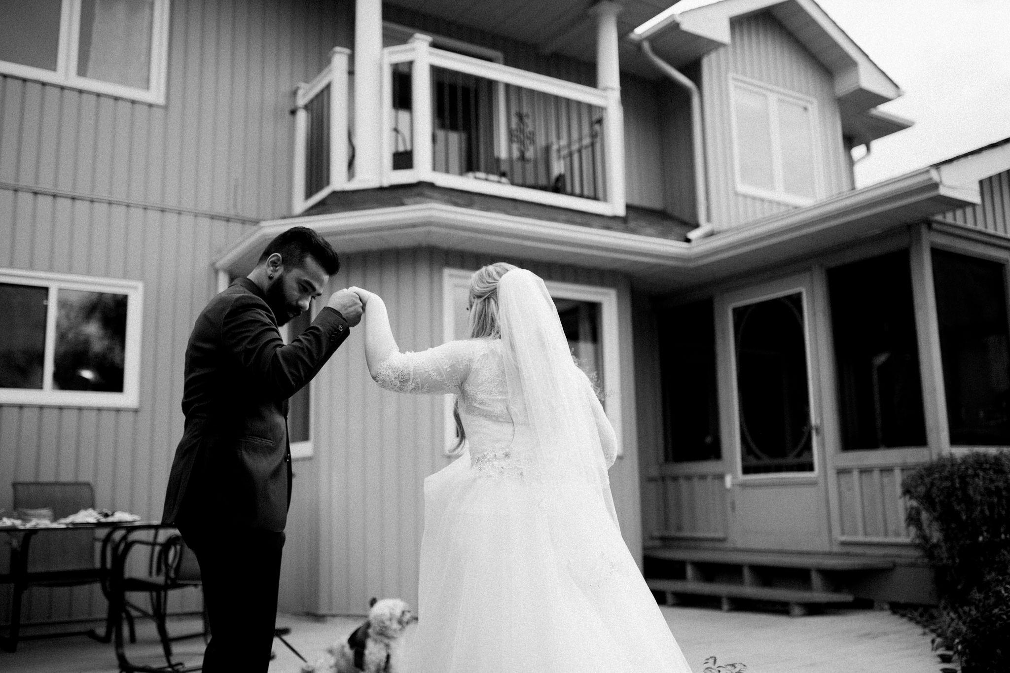 Backyard wedding in Brechin by Max Wong Photo (31)