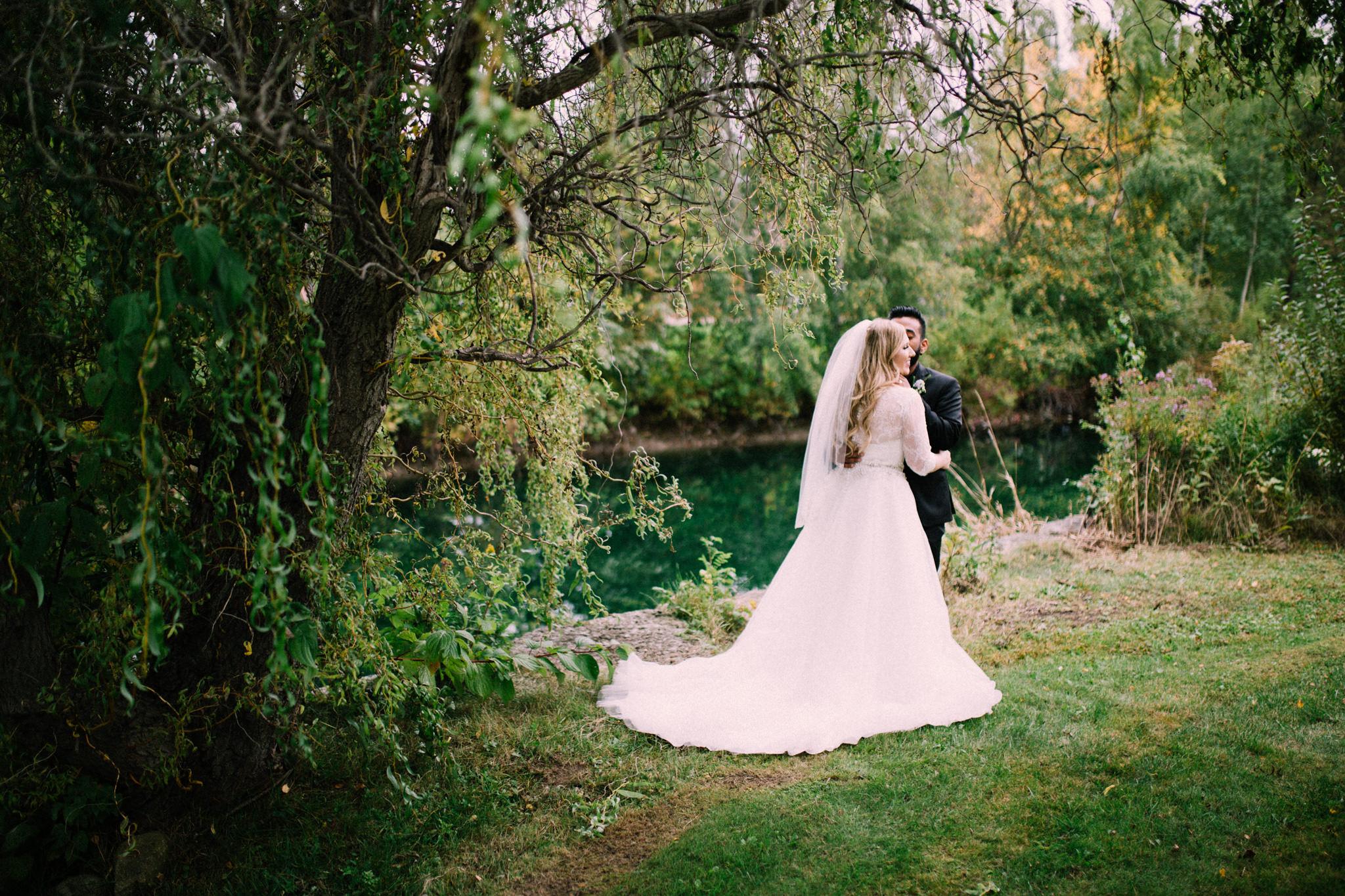 Backyard wedding in Brechin by Max Wong Photo (32)