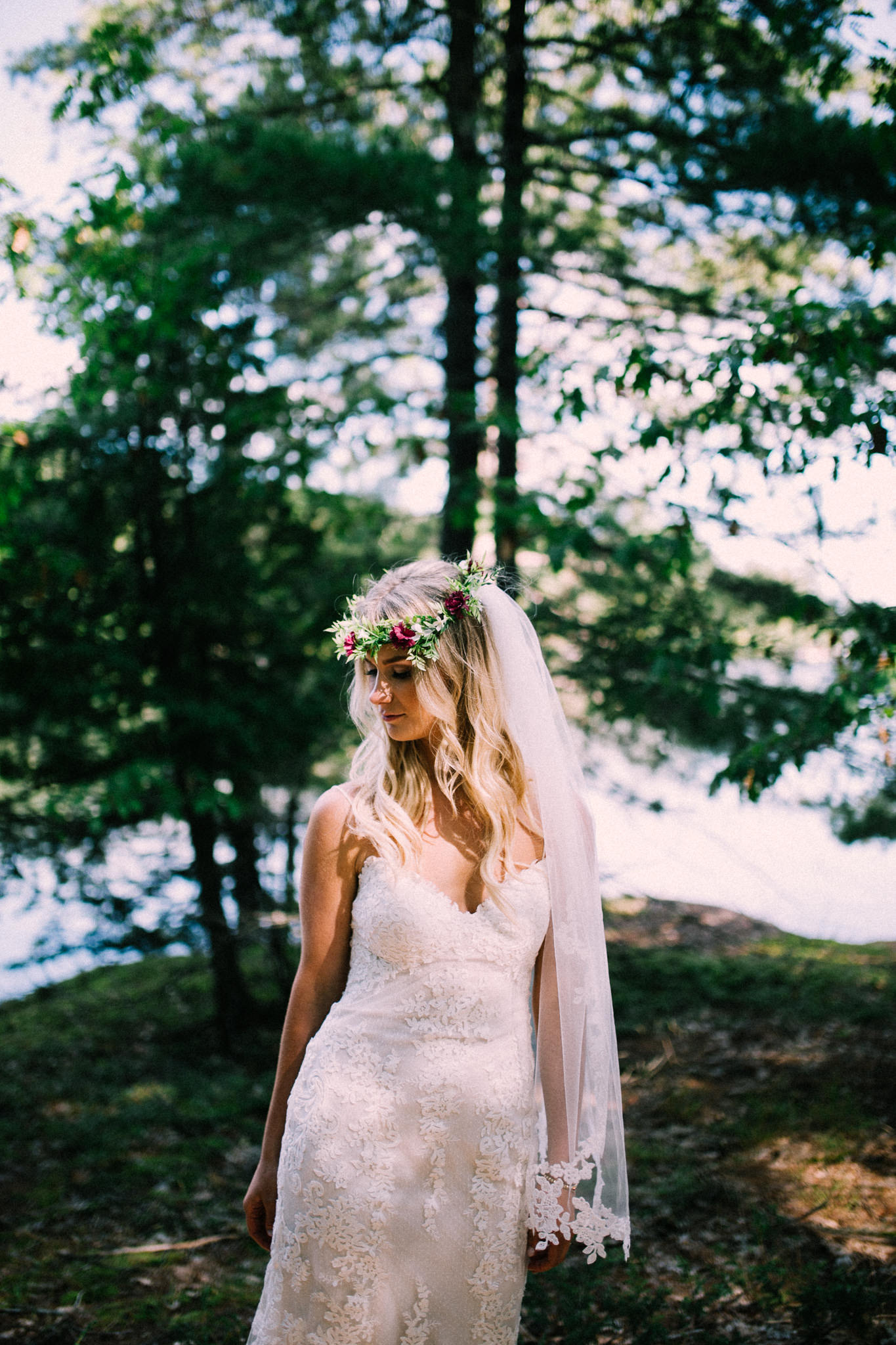 Muskoka lakeside wedding at Port Cunnington Lodge by Max Wong Photo (26)