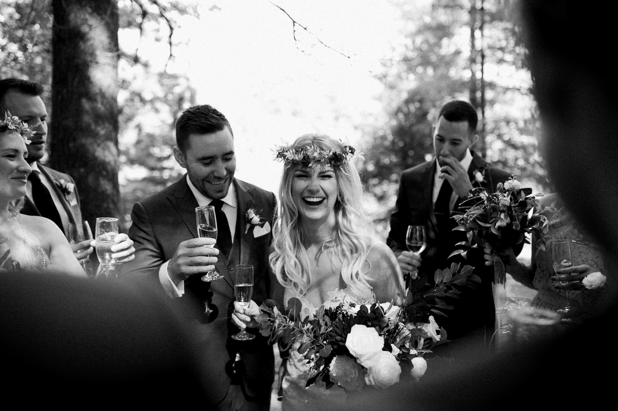 Muskoka lakeside wedding at Port Cunnington Lodge by Max Wong Photo (29)