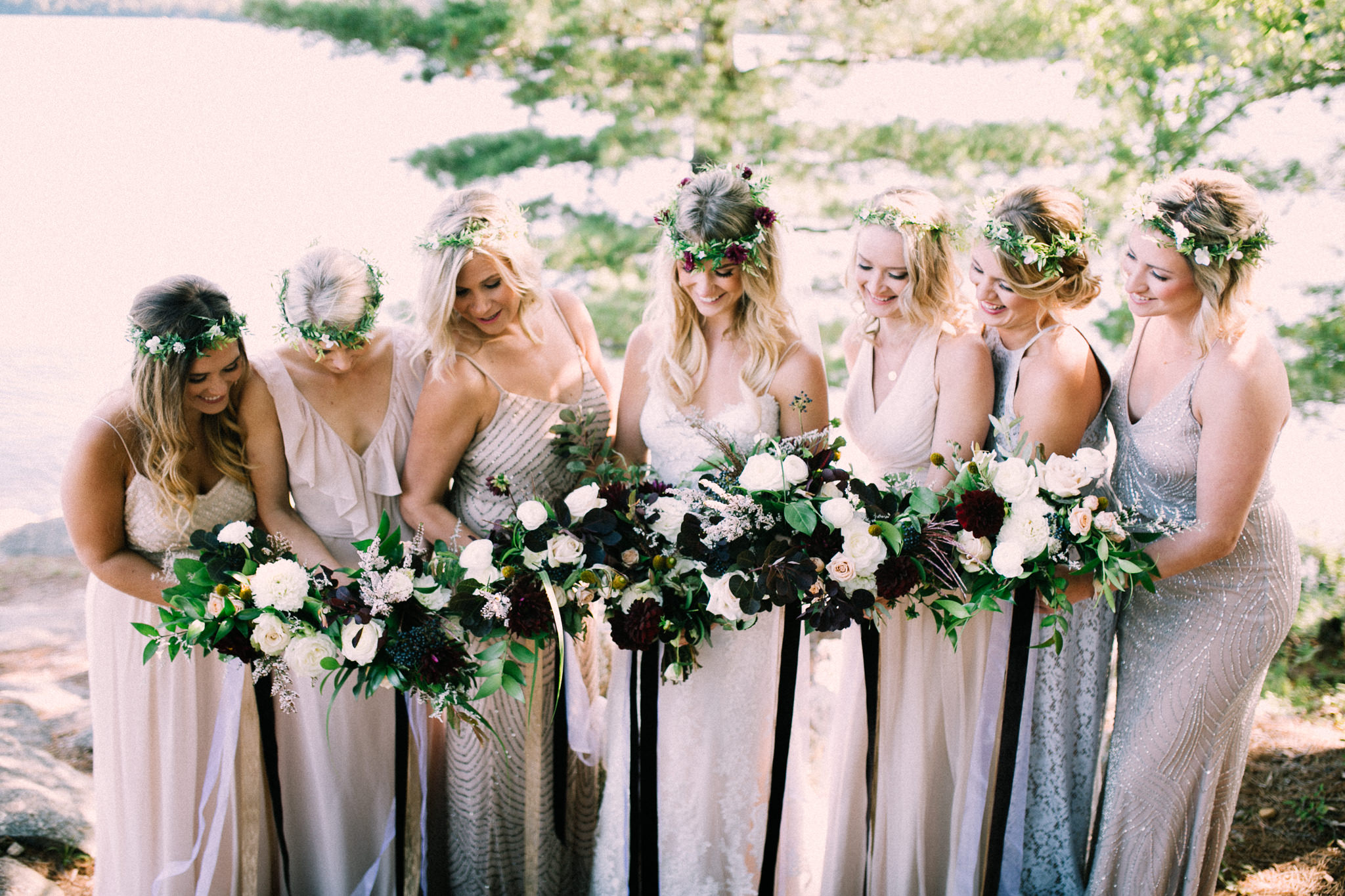 Muskoka lakeside wedding at Port Cunnington Lodge by Max Wong Photo (33)
