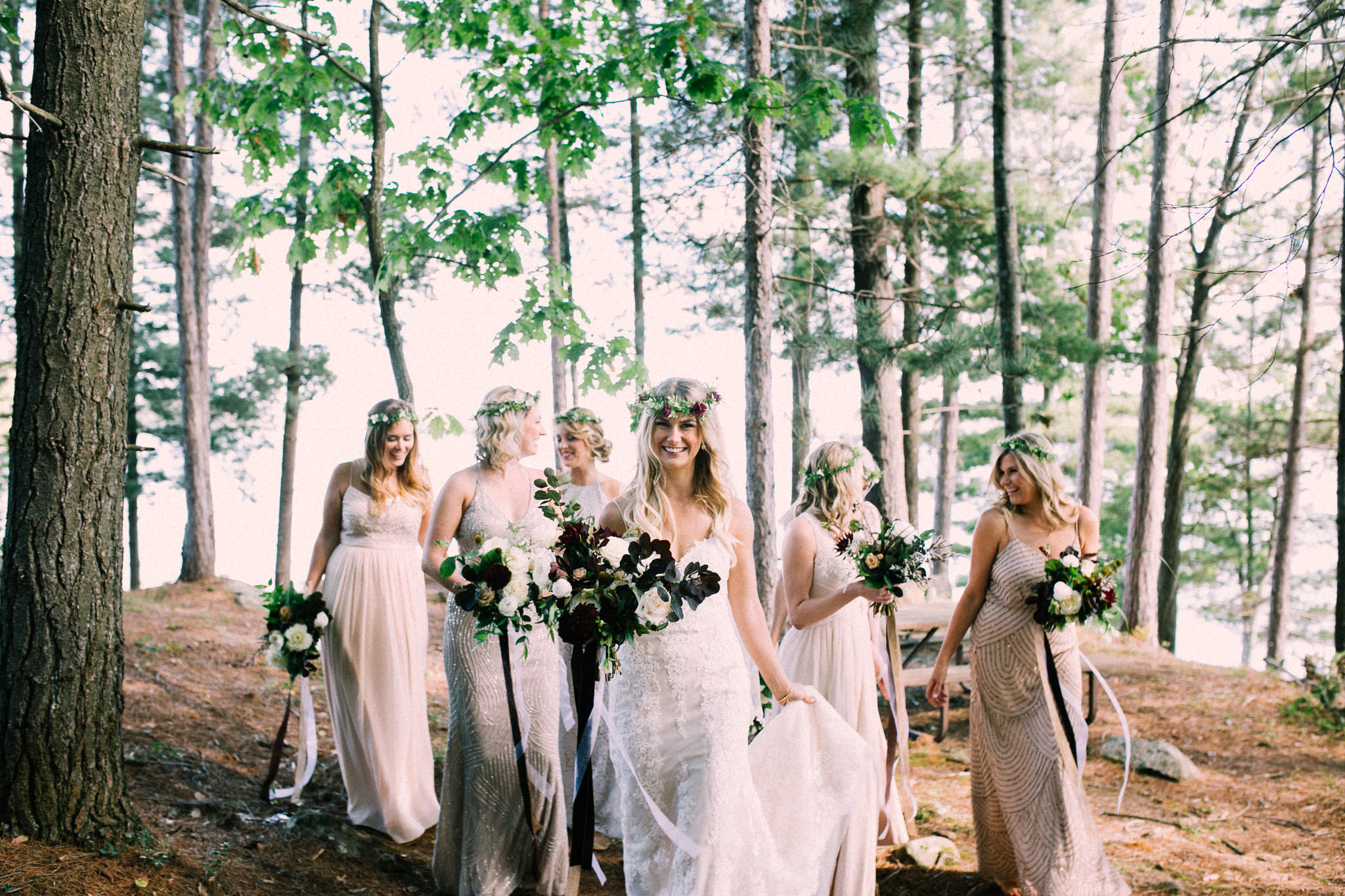 Muskoka lakeside wedding at Port Cunnington Lodge by Max Wong Photo (35)