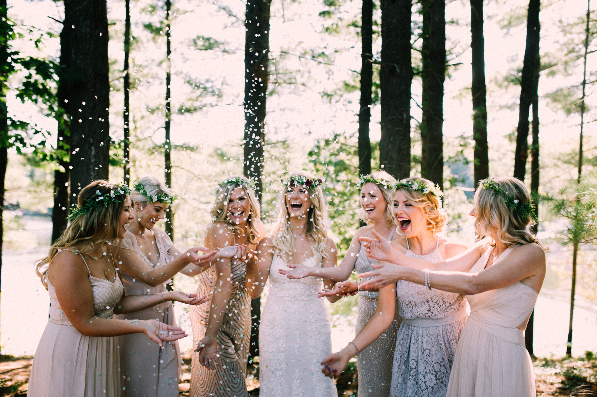 Muskoka lakeside wedding at Port Cunnington Lodge by Max Wong Photo (37)