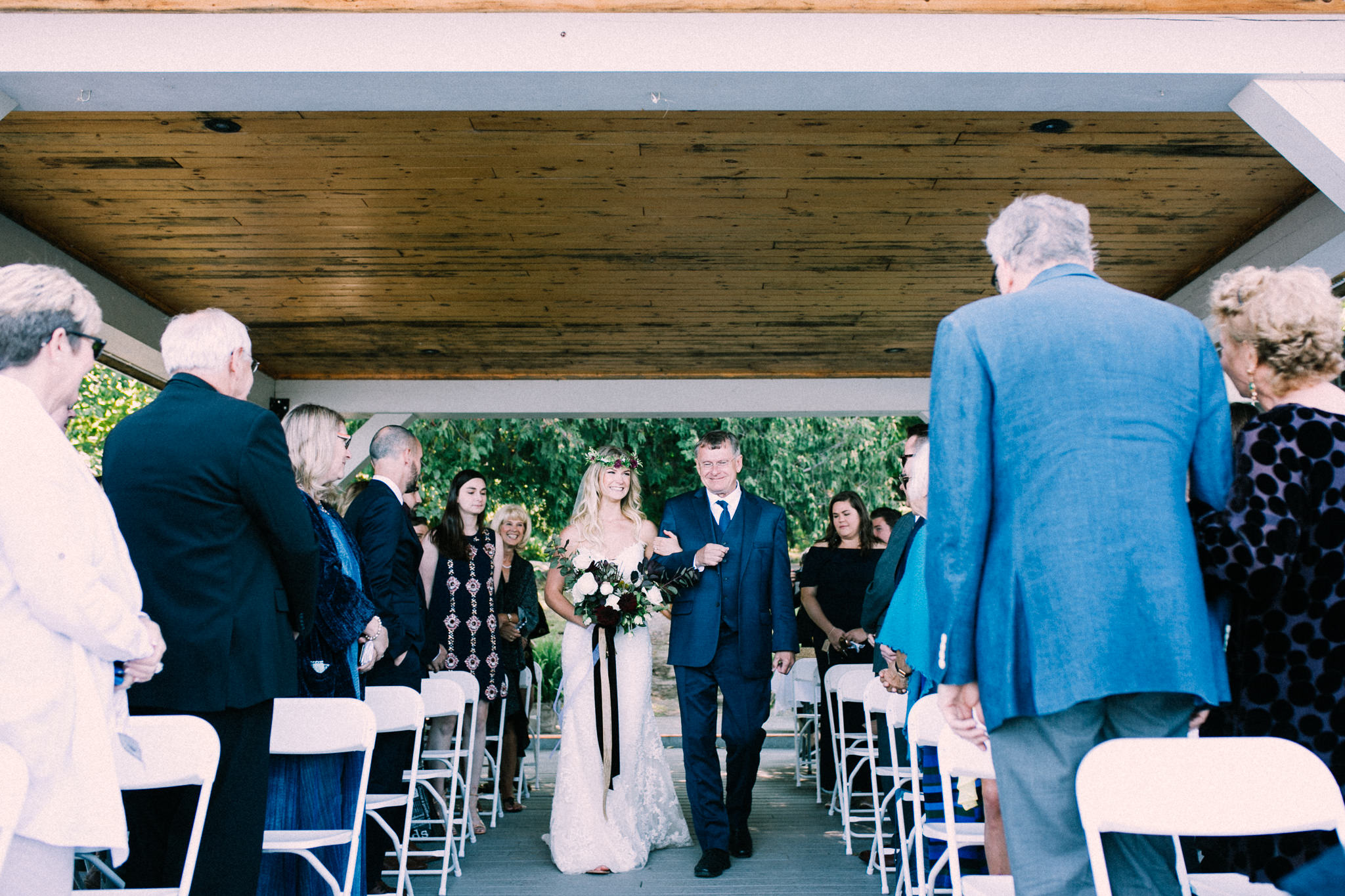 Muskoka lakeside wedding at Port Cunnington Lodge by Max Wong Photo (45)