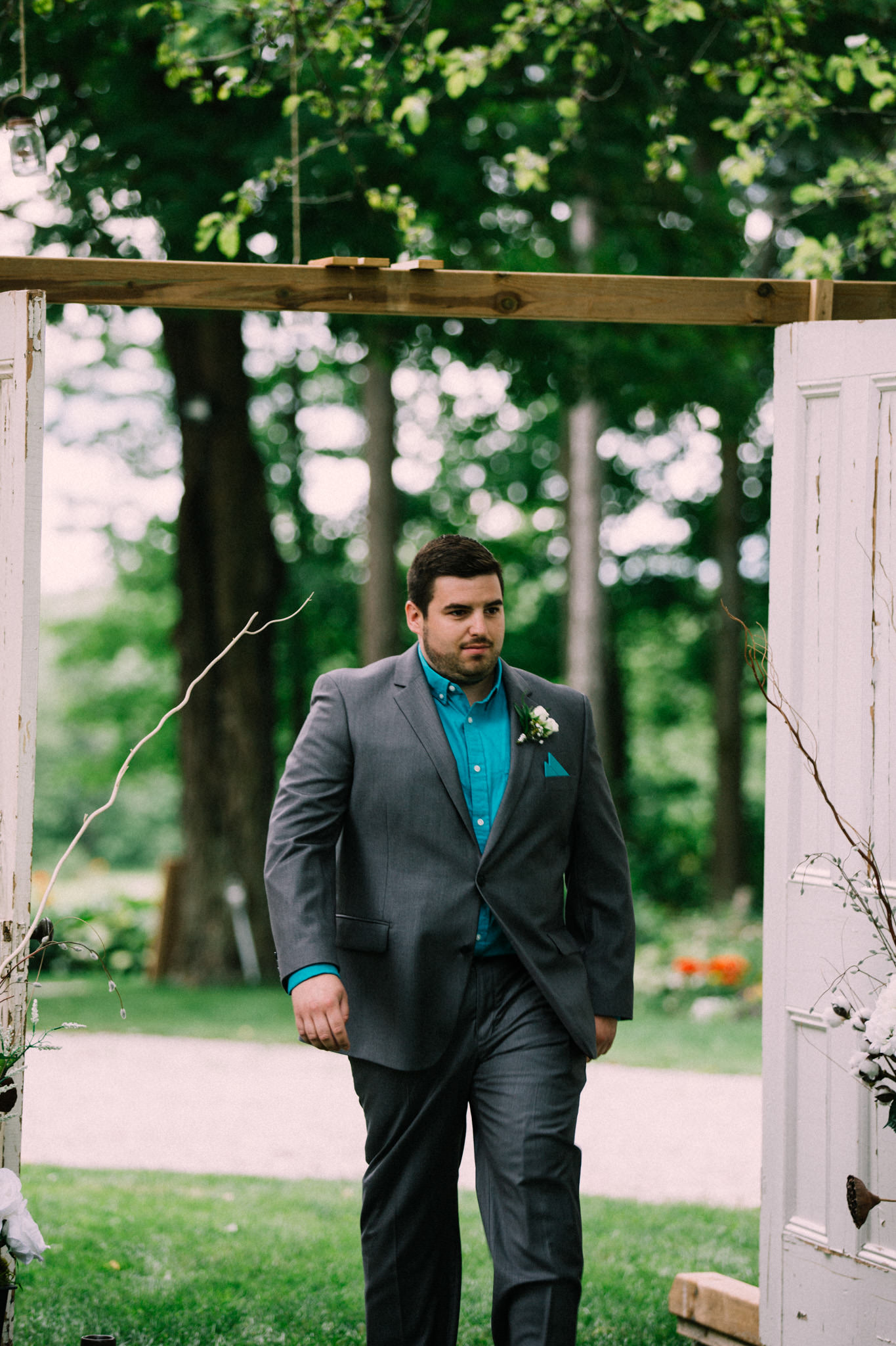 Orillia intimate outdoor wedding at Northbrook Farms by Max Wong Photo (28)