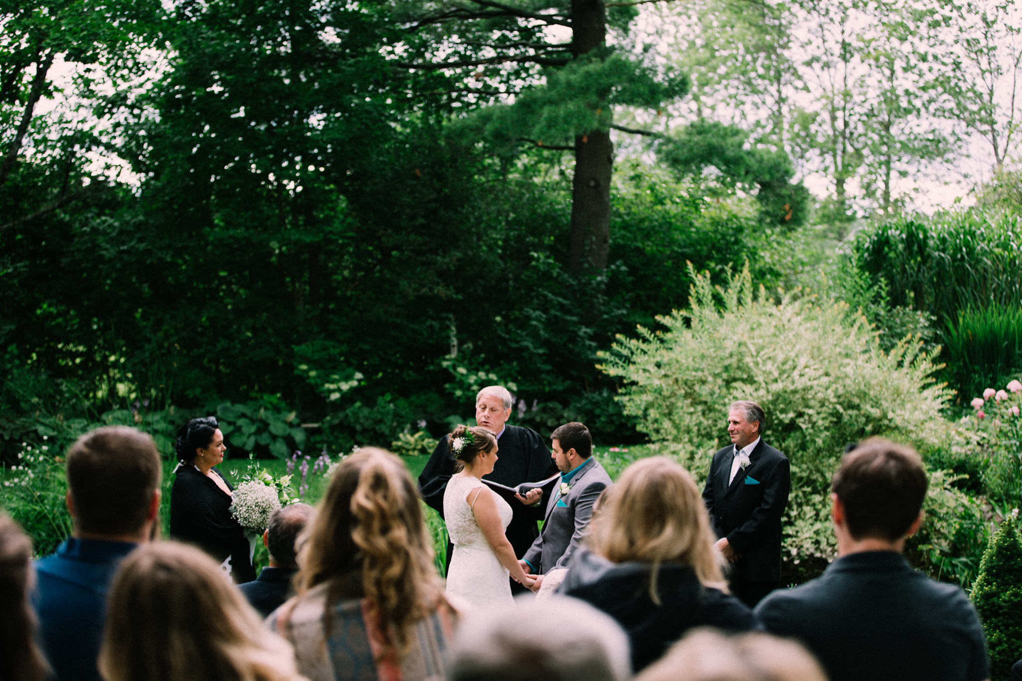 Orillia intimate outdoor wedding at Northbrook Farms by Max Wong Photo (34)