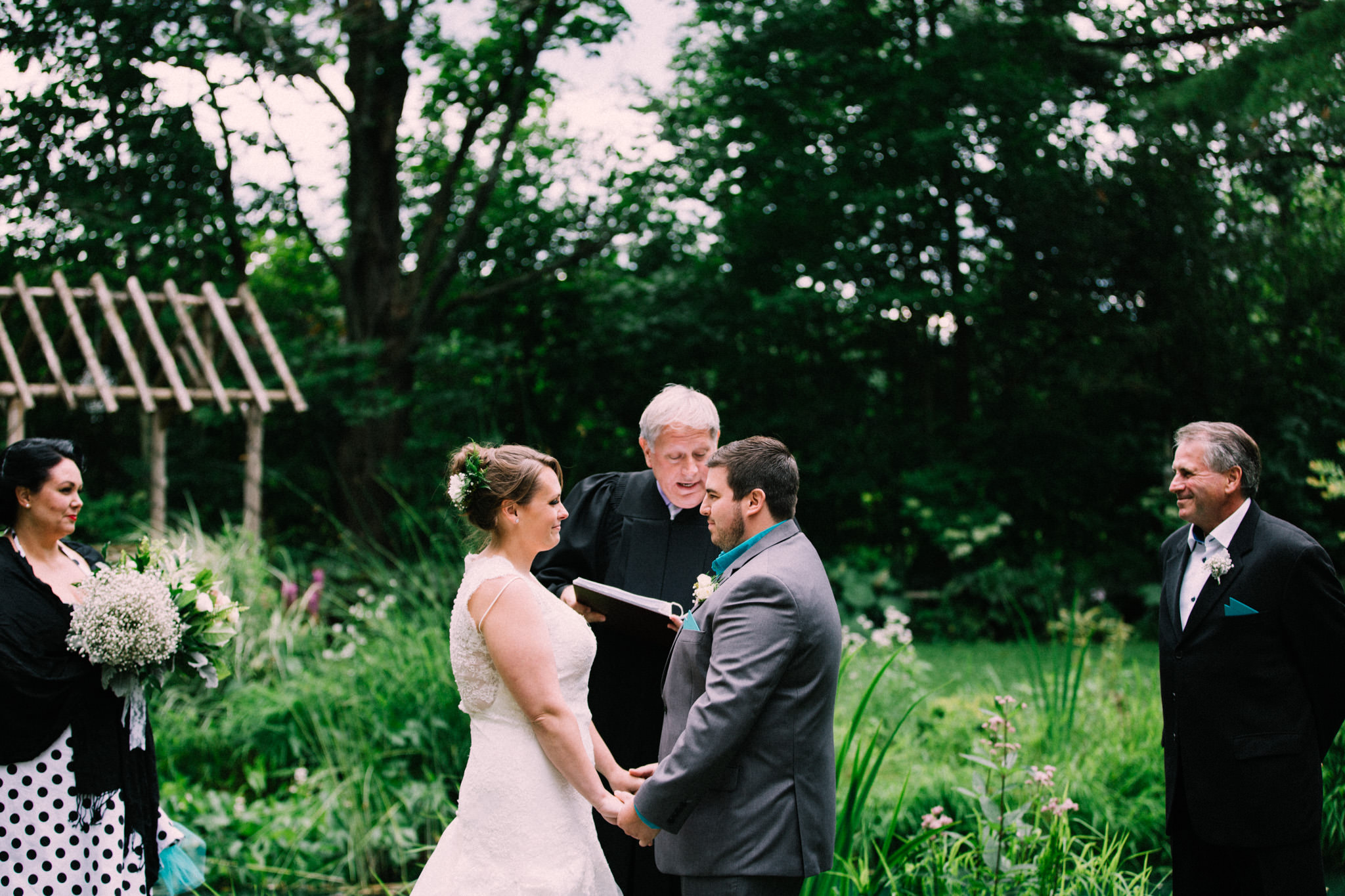 Orillia intimate outdoor wedding at Northbrook Farms by Max Wong Photo (35)