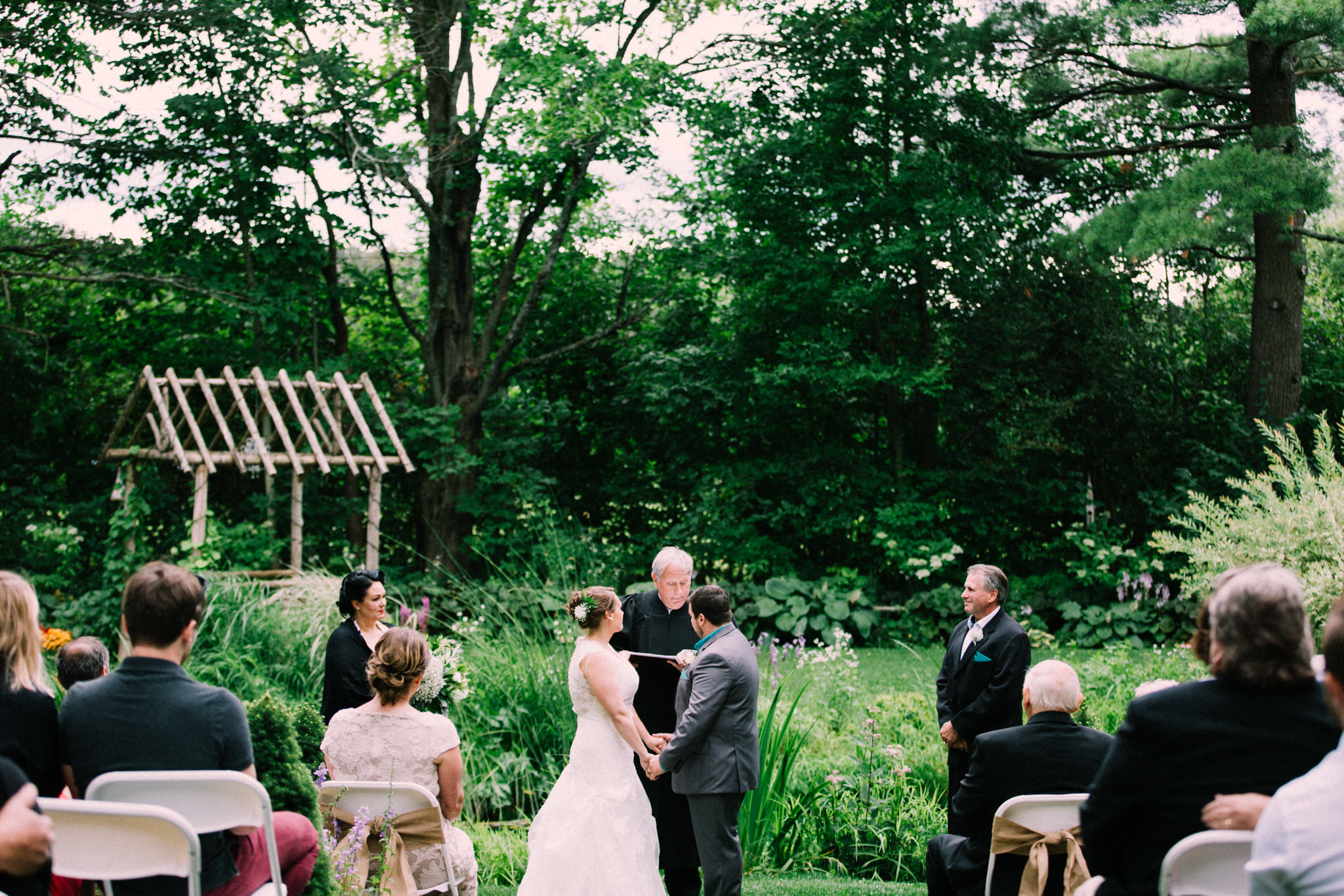 Orillia intimate outdoor wedding at Northbrook Farms by Max Wong Photo (37)