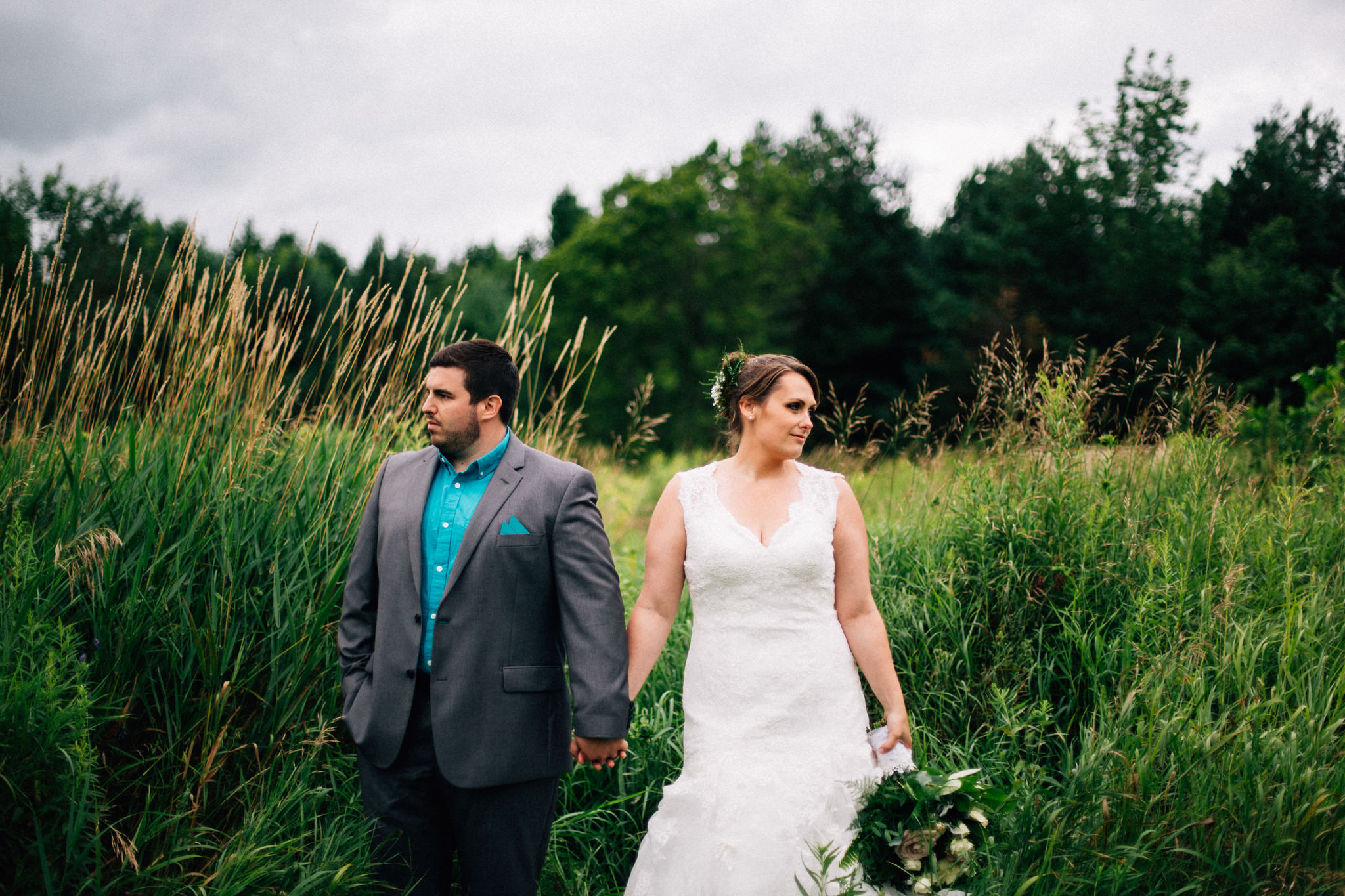 Orillia intimate outdoor wedding at Northbrook Farms by Max Wong Photo (46)