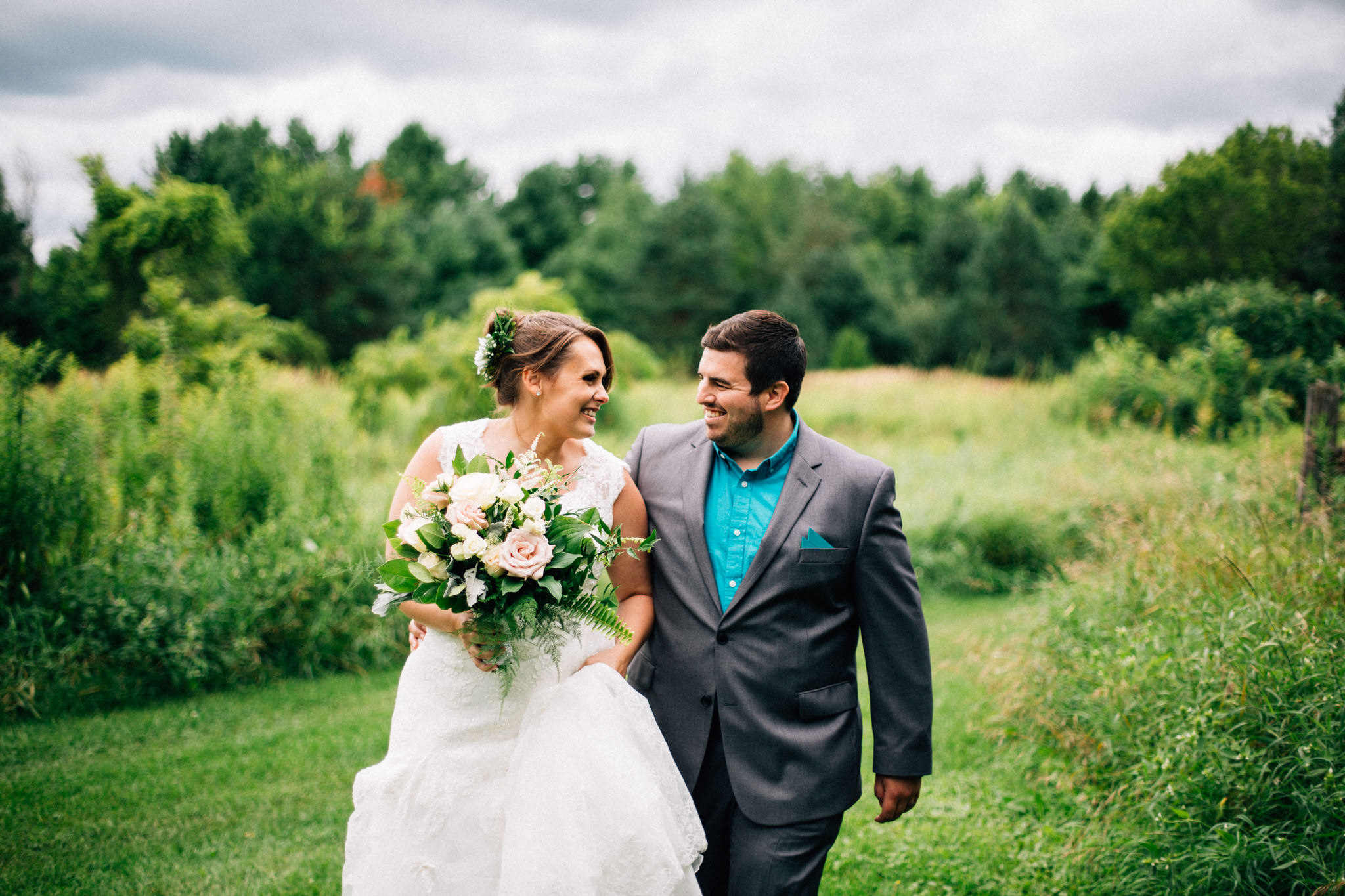 Orillia intimate outdoor wedding at Northbrook Farms by Max Wong Photo (47)