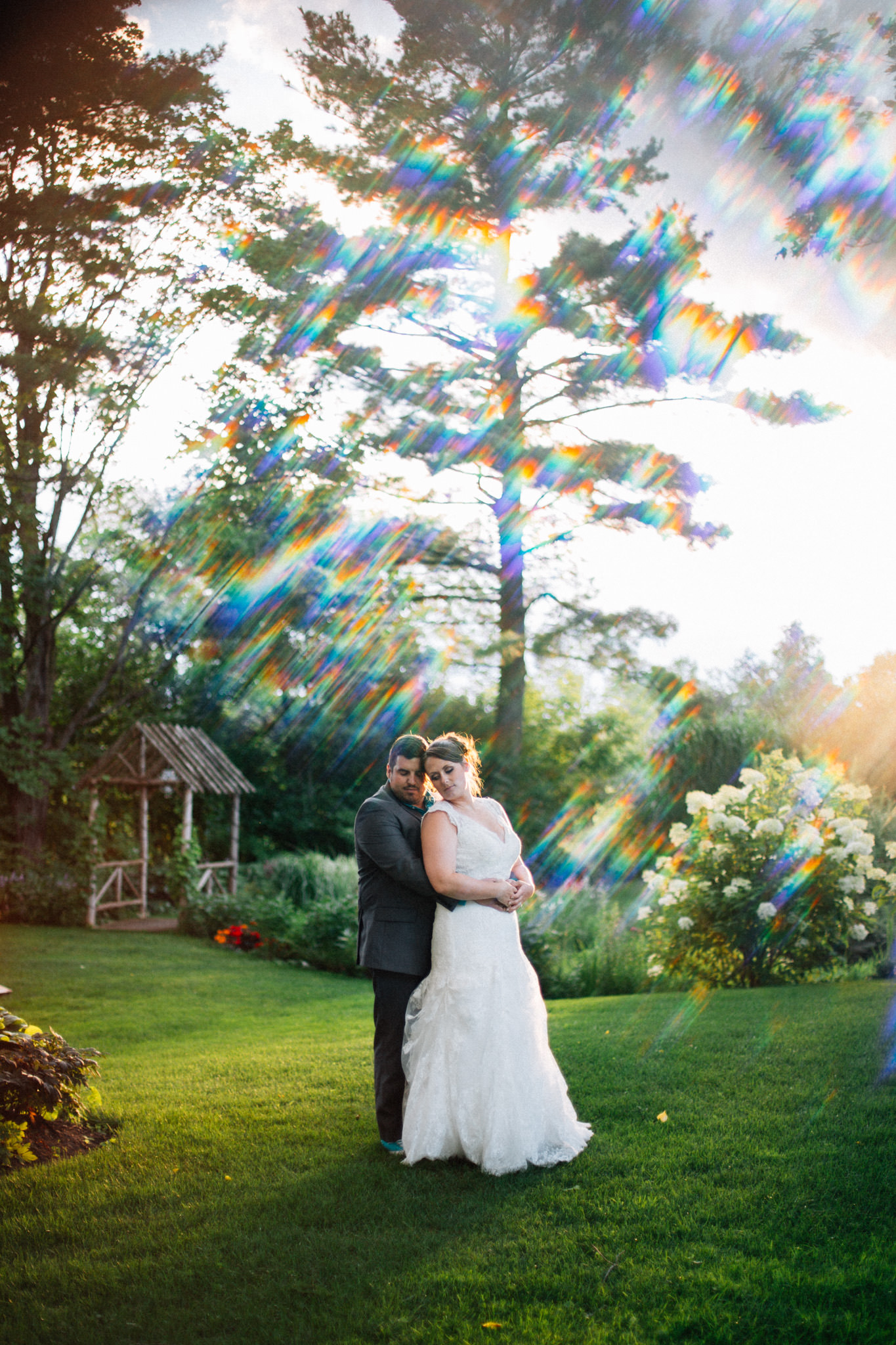 Orillia intimate outdoor wedding at Northbrook Farms by Max Wong Photo (53)