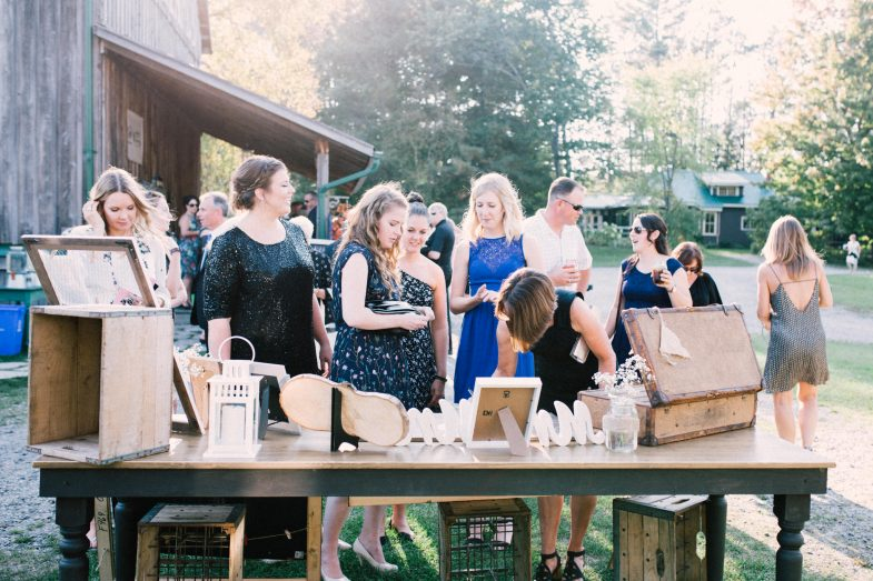 Muskoka rustic farm wedding at Brookland Farm by Max Wong Photo (46)