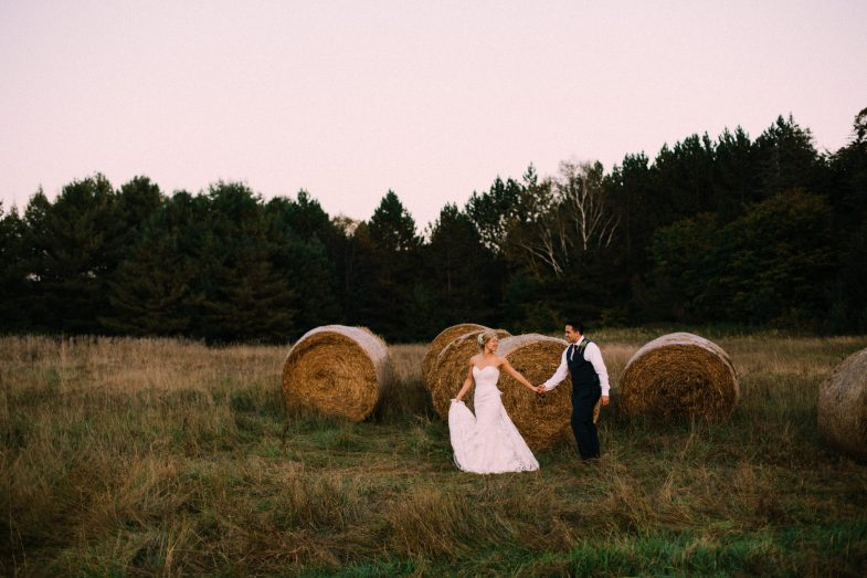 Muskoka rustic farm wedding at Brookland Farm by Max Wong Photo (66)